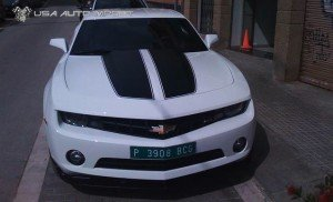 Chevrolet Camaro 2LT RS 08