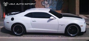 Chevrolet Camaro 2LT RS 09
