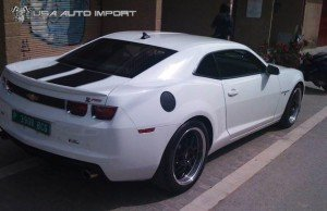 Chevrolet Camaro 2LT RS 10