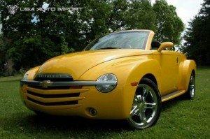 Chevrolet SSR 01