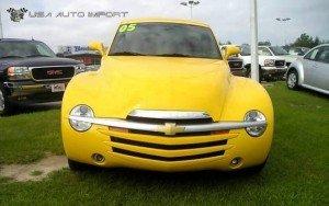 Chevrolet SSR 09