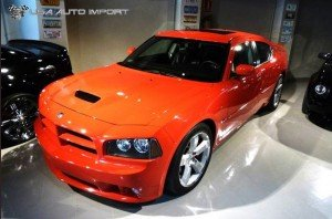 Dodge Charger SRT8 01