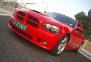 Dodge Charger SRT8 05