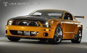 Ford mustang gtr 01 c