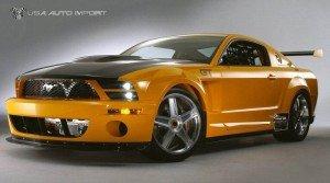 Ford mustang gtr 03 c