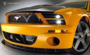Ford mustang gtr 06 c