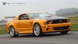Ford mustang gtr 09 c
