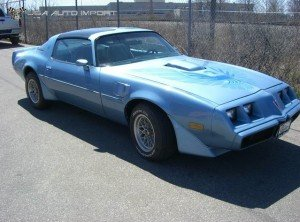 Pontiac Firebird Trans AM 12