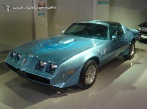 Pontiac Firebird Trans AM 14