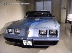 Pontiac Firebird Trans AM 15