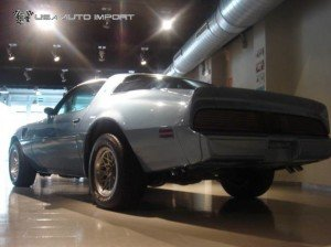 Pontiac Firebird Trans AM 16