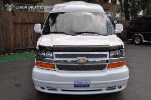 Chevrolet Explorer Conversion Van 01 l