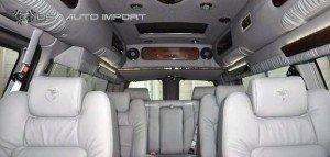 Chevrolet Explorer Conversion Van 03 l