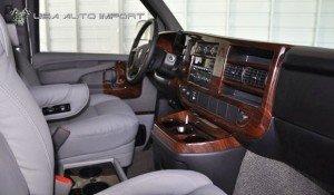 Chevrolet Explorer Conversion Van 07 l