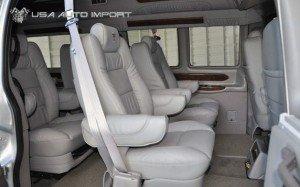 Chevrolet Explorer Conversion Van 08 l
