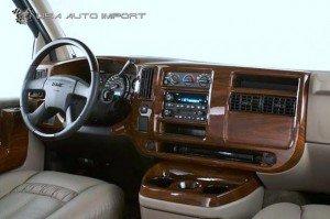 Chevrolet Explorer Conversion Van 10 l