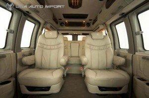 Chevrolet Explorer Conversion Van 11 l