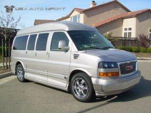 Chevrolet Explorer Conversion Van 12 l
