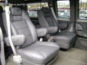 Chevrolet Explorer Conversion Van 14 l