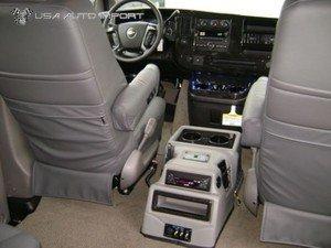 Chevrolet Explorer Conversion Van 15 l