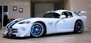 Dodge Viper gts-r 01