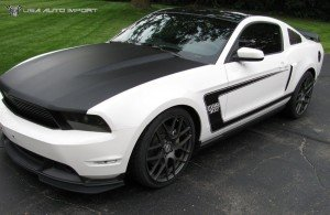 Ford Mustang 302 01 l
