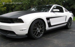 Ford Mustang 302 02 l