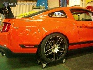 Mustang laguna seca 15 l