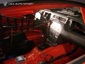 Mustang laguna seca 17 l