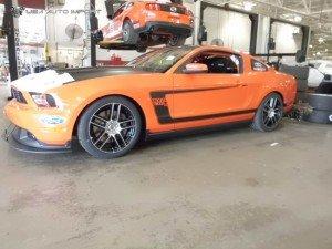 Mustang laguna seca 19 l