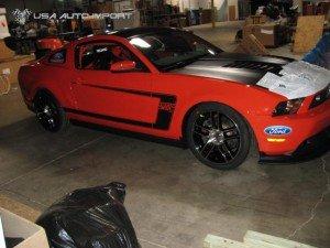 Mustang laguna seca 33 l