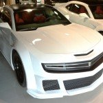 Disponible el Camaro Interceptor 650SC White Shadow