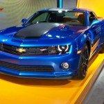 Salón del automóvil de Detroit 2013