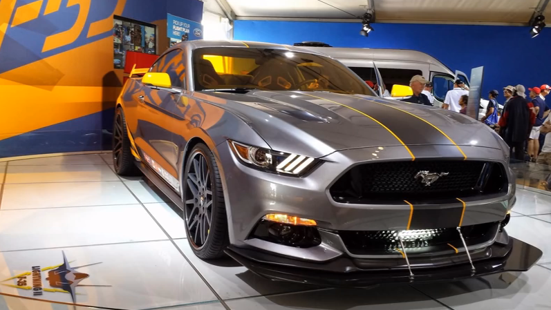 2015 Ford Mustang GT F-35 Lightning II Edition