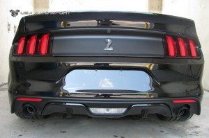 mustang interceptor SC650 widebody 2015 c