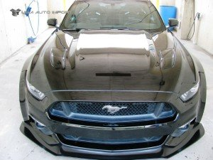mustang interceptor SC650 widebody 2015 g