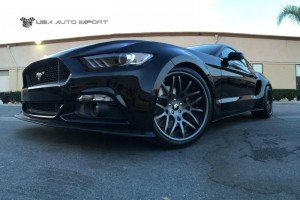 mustang interceptor SC650 widebody 2015 j