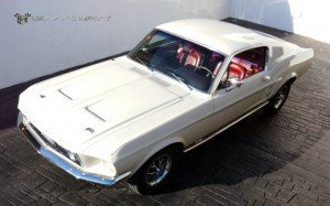 1967 Ford Mustang Fastback GT 01