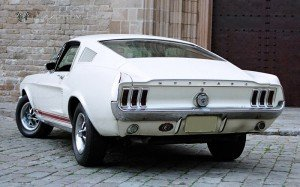 1967 Ford Mustang Fastback GT 12