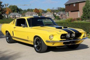 1967 Ford Mustang Shelby GT350 01