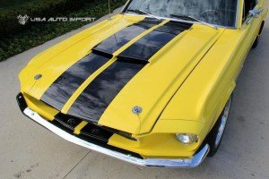 1967 Ford Mustang Shelby GT350 Tribute 30