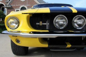 1967 Ford Mustang Shelby GT350 Tribute 33