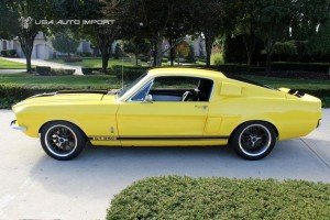 1967 Ford Mustang Shelby GT350 Tribute 34