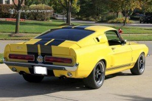 1967 Ford Mustang Shelby GT350 Tribute 36