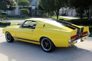 1967 Ford Mustang Shelby GT350 Tribute 39
