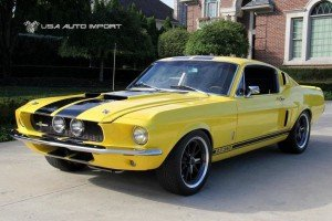 1967 Ford Mustang Shelby GT350 Tribute 40