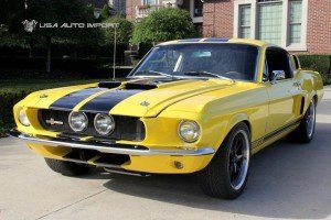 1967 Ford Mustang Shelby GT350 Tribute 41