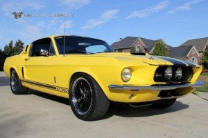 1967 Ford Mustang Shelby GT350 Tribute 44