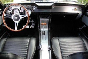 1967 Ford Mustang Shelby GT350 Tribute 45