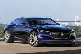 RWD Buick Avista Concept